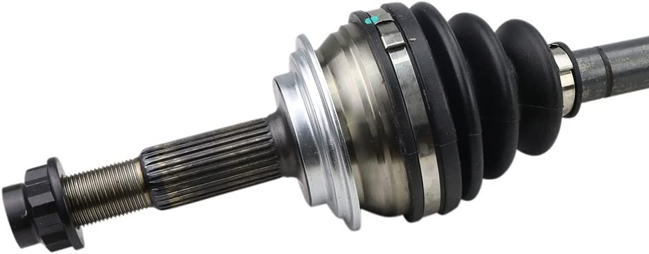 /& Right Side CV Joint Axle Half Shaft Assembly Driver fit for 2006-2014 Toyota Yaris Front Left FWD Passenger