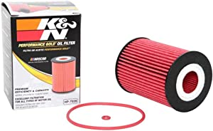 K&N Premium Oil Filter: Designed to Protect your Engine: Fits Select MERCEDES BENZ Vehicle Models (See Product Description for Complete Fitment Information) HP-7028