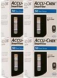 Accu-Chek Smart View Test Strips 200 Ct Bundle Deal Savings