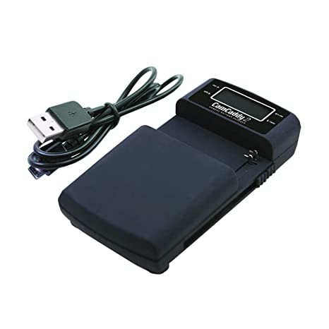 Freeloader Camcaddy2 - Cargador Universal para batería de cámara, Color Negro