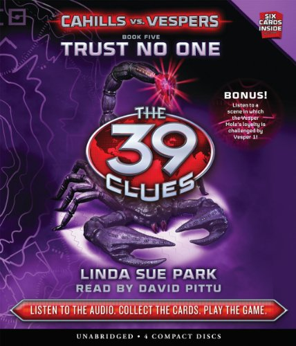 39 clues audio cd - 9