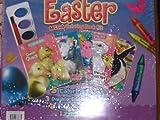Easter Mega Coloring Book Kit