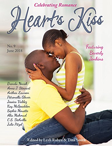 Beverly Manor - Heart's Kiss: Issue 9, June 2018: Featuring Beverly Jenkins (Heart's Kiss)