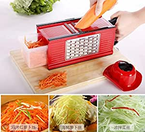 Multifunction manual Shredder on all sides, cooking machines, cutters, broken household food machine, grater, slicer cutter vegetable cutter
