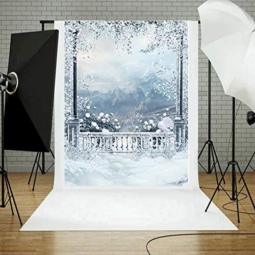 Creative Wood Wall Floor Photography Studio Prop Backdrop Background 3x5ft Diy - Background Backdrop