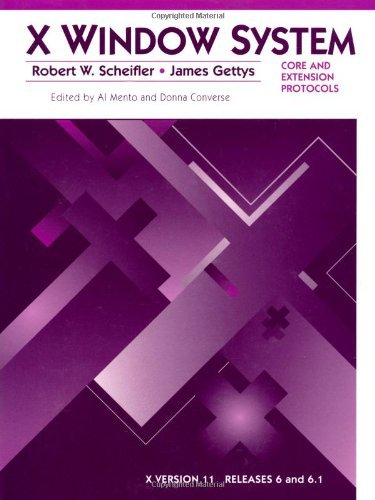 Download X Window System: Core and Extension Protocols (Bk. 3): Core and Extension Protocols Bk. 3 Pdf