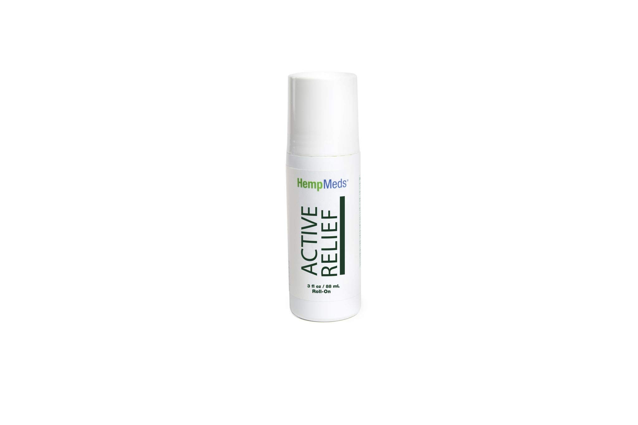 50 mg Hemp Active Roll-On Herbal Pain Relief