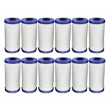 Pentek EP-BB 5 Micron Whole House 10 Inch Carbon Block Water Filter 12 Pack