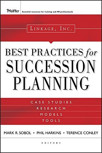 Linkage Inc.'s Best Practices for Succession Planning (Essential Knowledge Resource) (2007-07-16) (Succession Planning Best Practices)