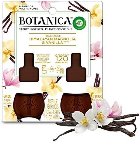 [해외]Botanica by Air Wick Plug in 향 오일 1 / Botanica by Air Wick Plug in 향 오일 1