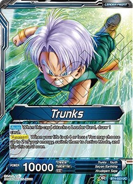 Kami/'s Successor Leader Dragonball Super: Piccolo // Piccolo BT4-046 UC