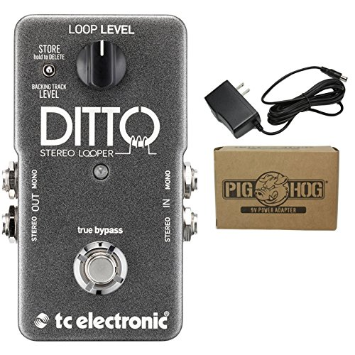 tc-electronic-ditto-stereo-looper-guitar-effects-pedal-bundle-960840001