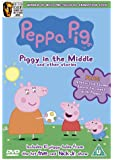 Peppa Pig: Piggy In The Middle & Other Stories [Volume 4] [DVD]
