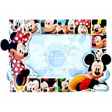 disney mickey mouse and minnie mouse photo frame