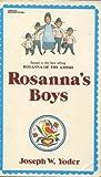 img - for Rosanna's Boys book / textbook / text book