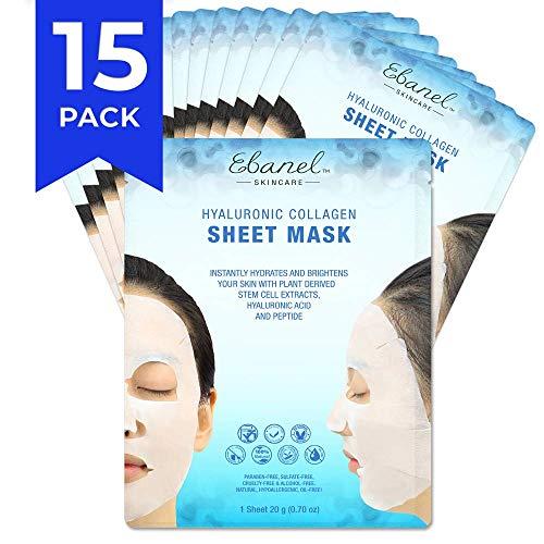 korean collagen facial face mask