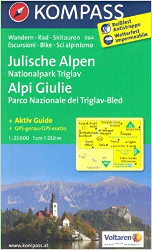 The Julian Alps of Slovenia: Mountain Walks and Short Treks download pdf