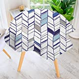 50 shades of grey wine - UHOO2018 Round Tablecloth-Zigzag Lines Pattern in Various Shades Geometric Boho Sketch Print Sky Blue Grey Waterproof Wine Tablecloth Wedding Party Restaurant 50