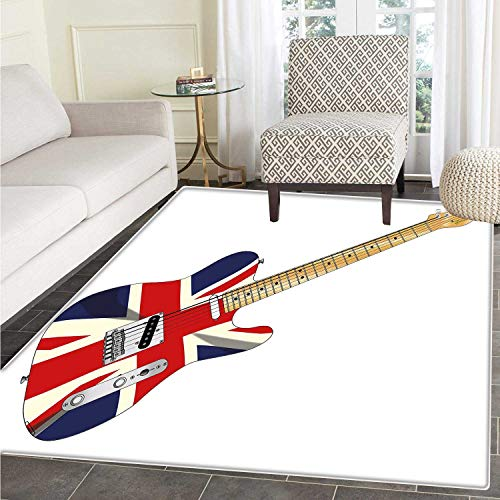 Union Jack Customize Floor mats for home Mat Classical Elect