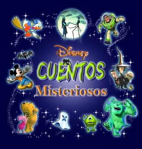 Disney cuentos misteriosos: Disney Scary Storybook Collection, Spanish-Language Edition (Spanish Edition)