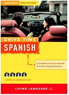 Drive Time Spanish CD Learn While You