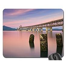 lovely richmond san rafael bridge in frisco bay Mouse Pad, Mousepad (Bridges Mouse Pad)