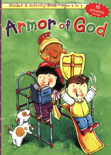 Armor Of God: Sticker And Activity Book (Bean
