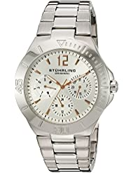 Stuhrling Original Womens 558.01 Symphony Regent Capital Quartz Watch