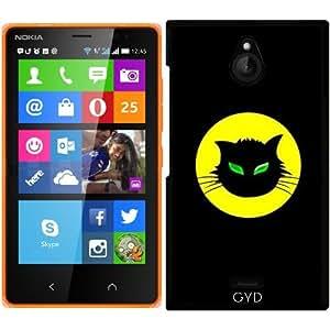 Funda para Nokia X2 - Gato by hera56