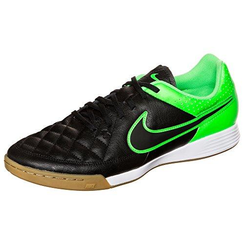 Nike Tiempo Genio Ic Herren Fußballschuhe Donker Grijs / Wolf Grijs-wit