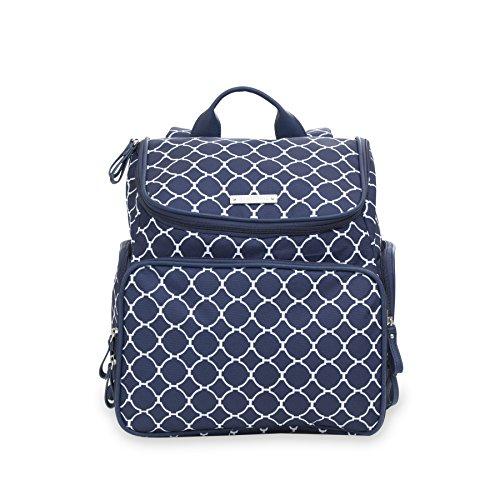 Bananafish Fashion Breast Pump Bag, Black/Taupe/Khaki
