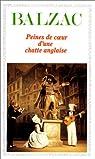 Peines de coeur d'une chatte anglaise par Balzac