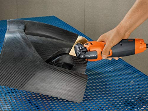 FEIN 63502187210 Segmented Carbon/Fibre Glass Tungsten Carbide Reinforced Plate , Multi-Colour, 90 mm