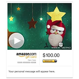 Amazon Gift Card - Email - A Joyful Tweet (Animated) [American Greetings] (B00CT78TJG) | Amazon price tracker / tracking, Amazon price history charts, Amazon price watches, Amazon price drop alerts