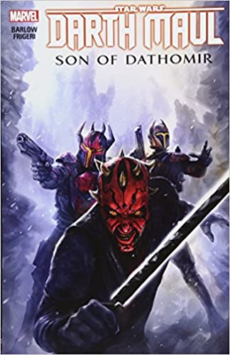 amazon com star wars darth maul son of dathomir 9781302908461