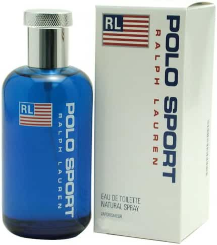 Ralph Lauren Polo Sport Eau de Toilette Spray for Men, 4.2 Ounce