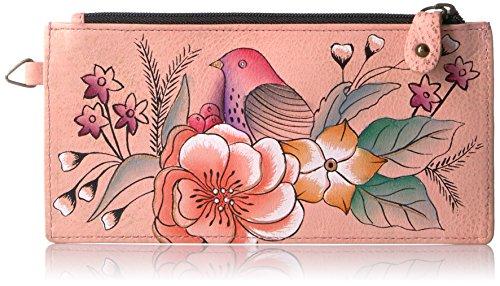 anna-by-anuschka-handpainted-leather-organizer-walletvintage-garden-credit-card-holder-vtg-vintage-g