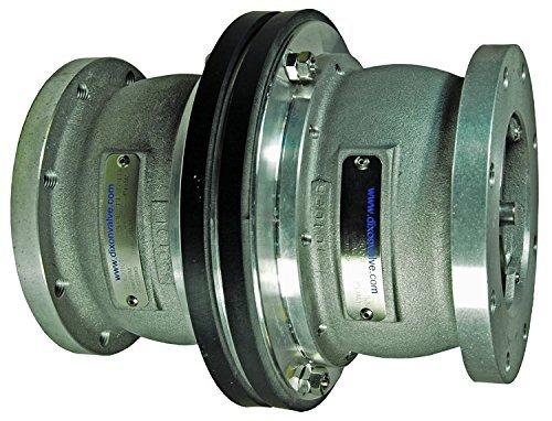 Dixon SBC400ALTTMA Aluminum Safety Breakaway x TTMA Flange, 4