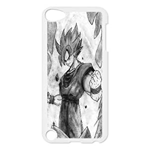 Ipod Touch 5 Csaes phone Case Dragon?Ball?Z?-?Goku?Metamorphosis LZ93128