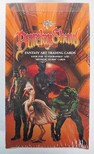 Barclay Shaw Fantasy Art Trading Cards Box Set by FPG