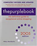 The Purplebook 2005, Hillary Mendelsohn, 0553382837