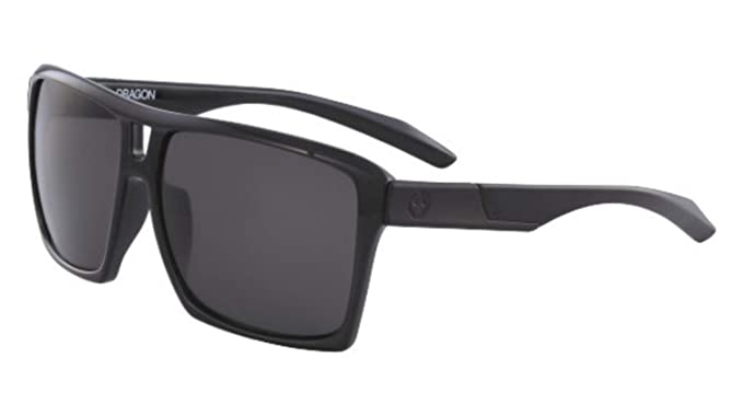 94df70b79caf Image Unavailable. Image not available for. Color: Sunglasses DRAGON DR THE  VERSE POLAR 001 SHINY BLACK WITH GREY Polarized LENS