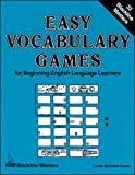 Easy Vocabulary Games, Linda Schinke-Llano, 0844273945