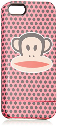 Uncommon - C0005-GD - Apple iPhone 5/5S Capsule Hülle in Pink Dots