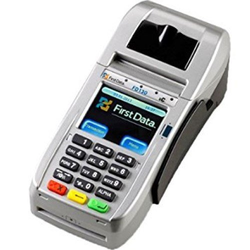 First Data FD130 Terminal with - Processing Credit Card