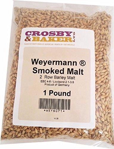 Weyermann Smoked Beachwood Malt 1 Lb.
