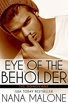 Eye of the Beholder: New Adult Romance (The Donovans Book 5) by [Malone, Nana]