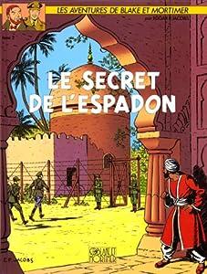 """Afficher """"Le Secret de l'Espadon n° 2 L'Evasion de Mortimer"""""""