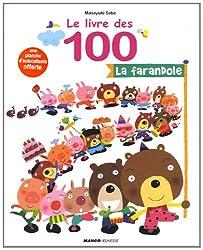 Le livre des 100 - La farandole (+ Stickers)