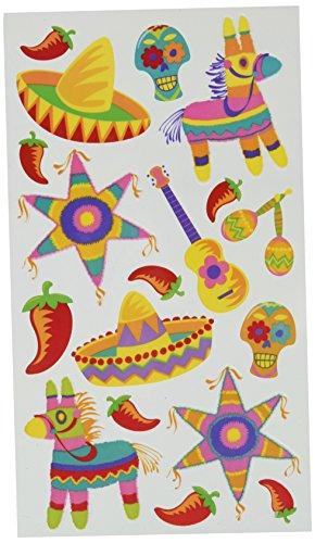 Sticko E5200749EK Success Fiesta Stickers